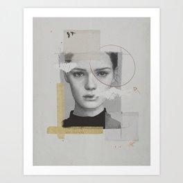Destroy your own art Art Print