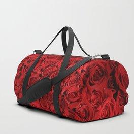 Red Rose Duffle Bag
