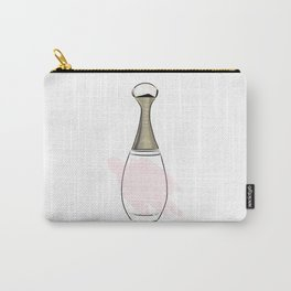 Golden pink perfume #2 Carry-All Pouch