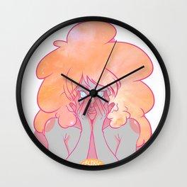 Tri-Moray Wall Clock