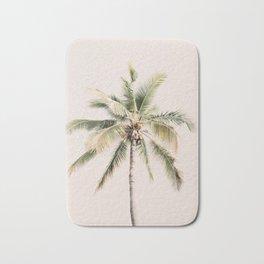 Tropical Palm Tree Bath Mat