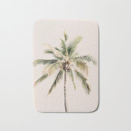 Tropical Palm Tree Bath Mat