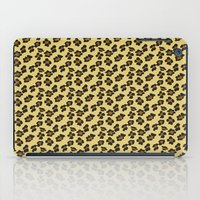 leopard iPad Cases featuring Leopard by Lena Photo Art