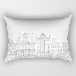 Amsterdam IV Rectangular Pillow