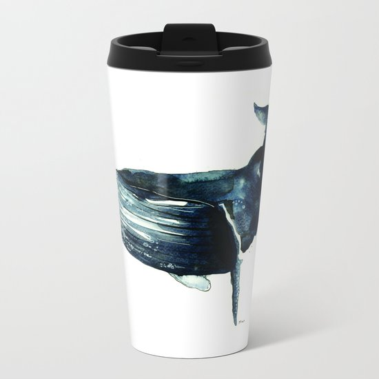Gloria. Metal Travel Mug