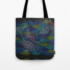 Ichthyology Tote Bag