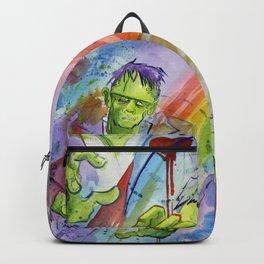 Friend Frankenstein Backpack