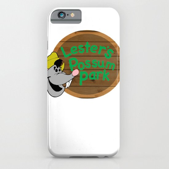 Who's your favorite possum? iPhone & iPod Case