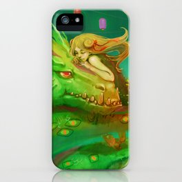 My Dragon iPhone Case