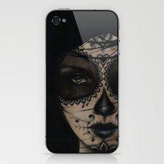 Muerte iPhone & iPod Skin