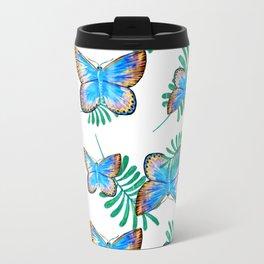 Butterfly hysteria Travel Mug
