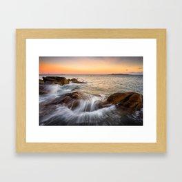 40 Foot Ireland(RR 262) Framed Art Print