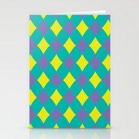 preppy Stationery Cards featuring Preppy by machmigo