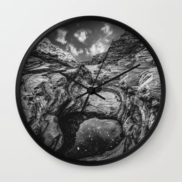Planet Big Bend Wall Clock