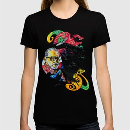 Homage to Theodor Seuss Geisel T-shirt