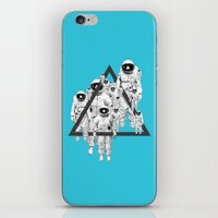 lee pace iPhone & iPod Skins featuring Pace Man by Pame Pinto Rojas