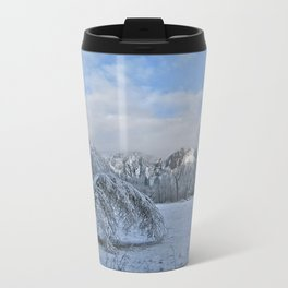Yosemite National Park Metal Travel Mug