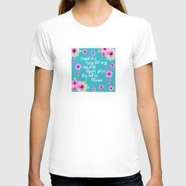 Crazy Hot Mess Liquor Store Queen T-shirt