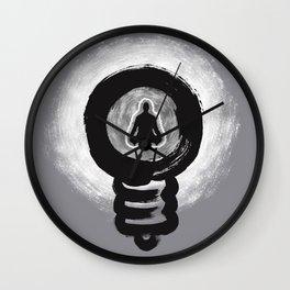 I-dea of Zen Wall Clock