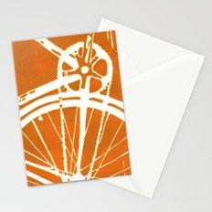 Orange Bike Stationery Cards