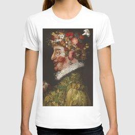 Giuseppe Arcimboldo  -  La Primavera T-shirt