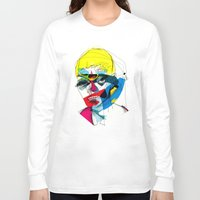 kandinsky Long Sleeve T-shirts featuring 041112 by Alvaro Tapia Hidalgo