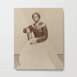 Harriet Tubman Vintage Photograph Metal Print