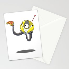 Kevin - KVN Pizza Stationery Cards
