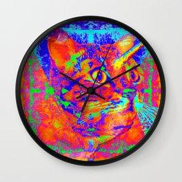 Caticorn-Lady Jasmine Wall Clock
