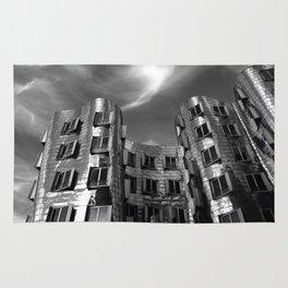 Neuer Zollhof | Architect Frank Gehry | Düsseldorf - Germany Rug