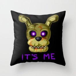 FNAF Springtrap Throw Pillow