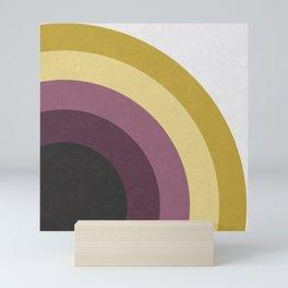 Five Circles Mini Art Print