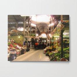 San Telmo Market, Buenos Aires Metal Print