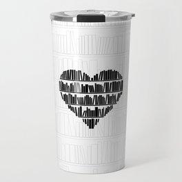 Book Lover II Travel Mug