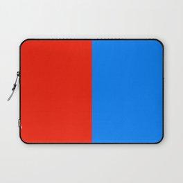 flag of Catania Laptop Sleeve