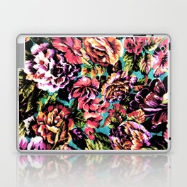 Psychedelic Flowerz Laptop & iPad Skin