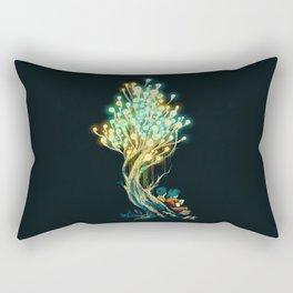 ElectriciTree Rectangular Pillow