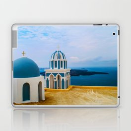 Church with a view Laptop & iPad Skin
