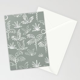 Oasis (sage) Stationery Cards