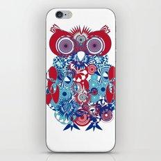 SPIRO OWL iPhone & iPod Skin