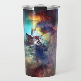 Lagoon Nebula Travel Mug