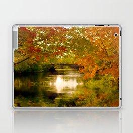 Fall Afternoon Laptop & iPad Skin