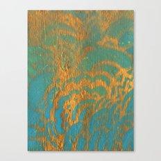 Drawing Meditation Stencil 1 - Print 10 Canvas Print