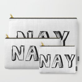 NAY Carry-All Pouch