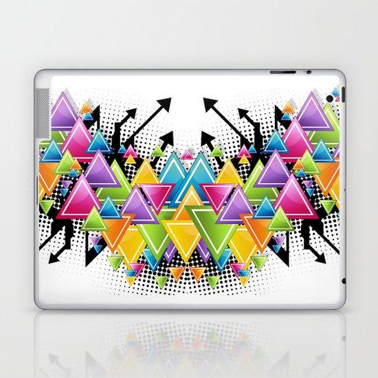 Vector Funk!  Laptop & iPad Skin
