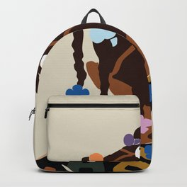 Black Girl Magic No. 2 Backpack
