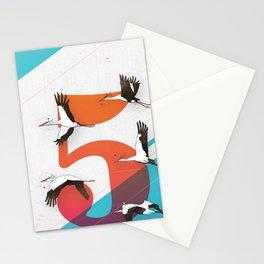 5Birds Stationery Cards