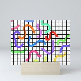 Crayons Mini Art Print
