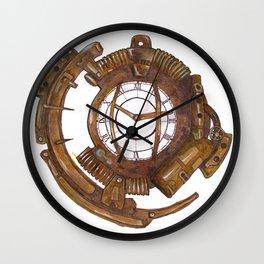 Looking in Wall Clock