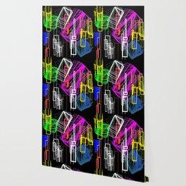 New pattern Factory 3B Wallpaper